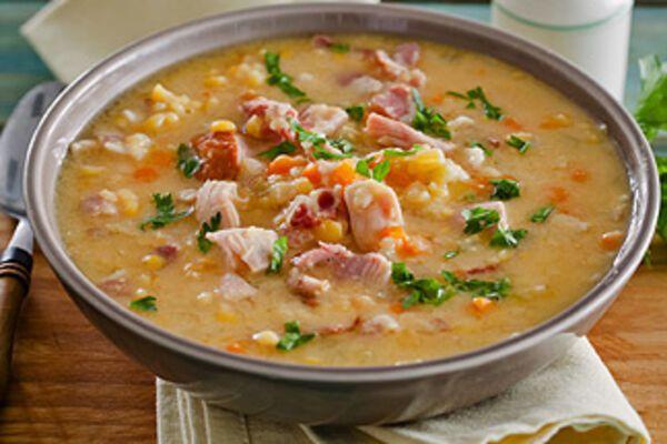 Суп у мультиварці