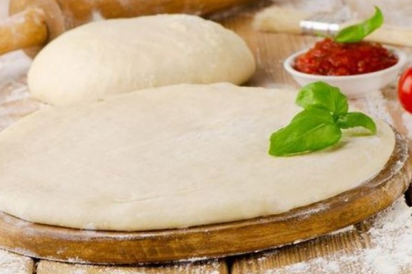 Тонкое тесто для пиццы - пошаговый рецепт приготовления с фото