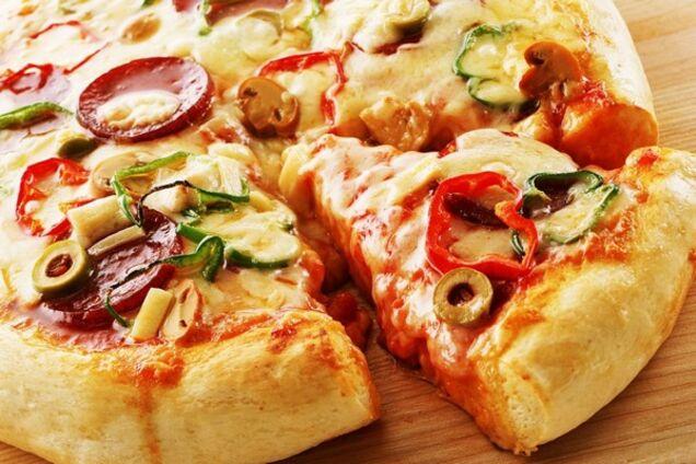 Рідке тісто для піци