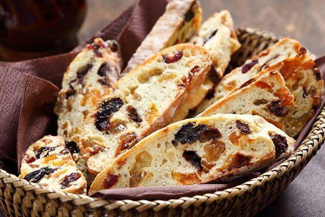 Італійське печиво біскотті