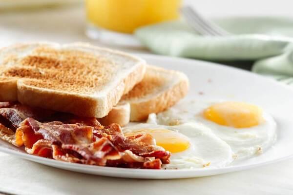 Американский завтрак