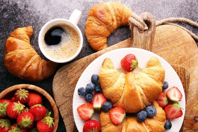 Полноценный завтрак