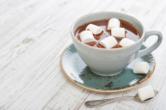 Какао из какао-порошка
