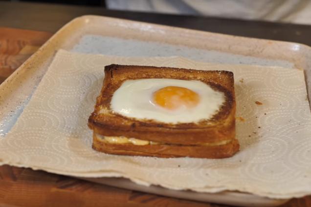 Сніданок холостяка
