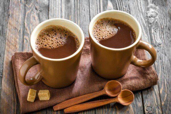 Какао в мікрохвильовці