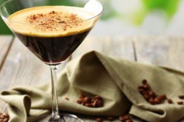 Кофейный ликер из молотого кофе
