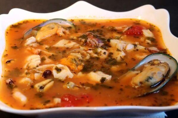 Суп рибалки по-італійськи