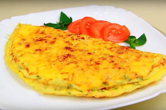 Сніданок з яєць