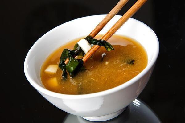 Місо-суп із тофу