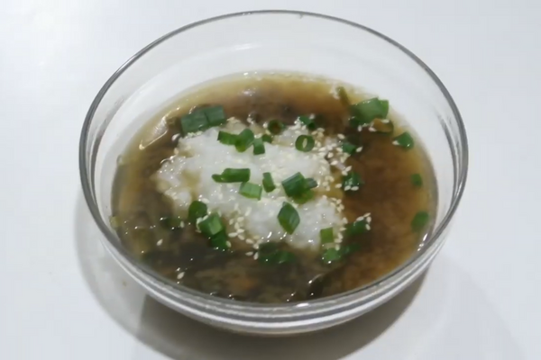 Місо-суп за 5 хвилин