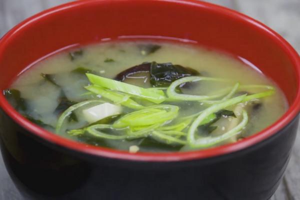Місо-суп з шіїтаке