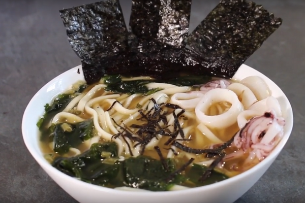 Місо-суп з локшиною