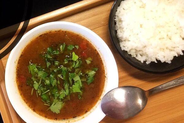 Місо-суп із помідорами