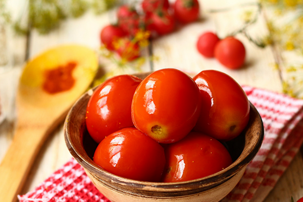 Квашеные помидоры с тархуном