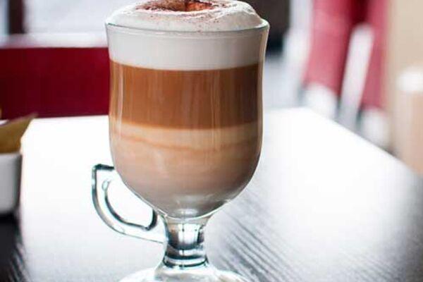 Фраппе в кофемашине
