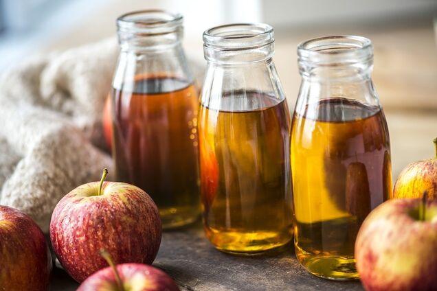 Яблучний сік без цукру