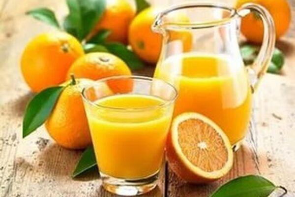 Сік із заморожених апельсинів