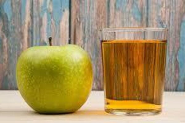 Яблочный сок по-домашнему