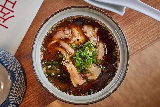 Місо-суп із морською капустою