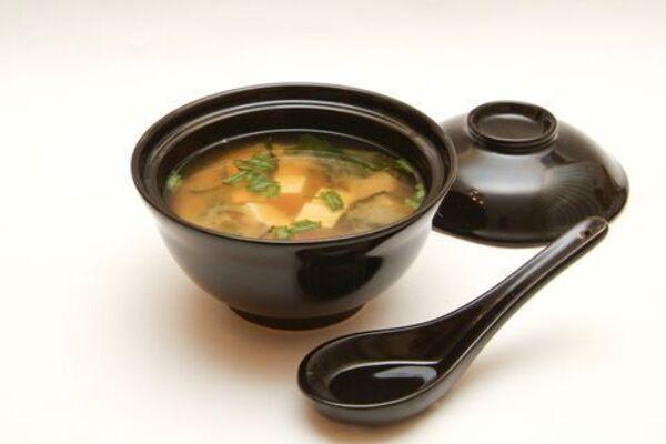 Місо-суп із сухим бульйоном