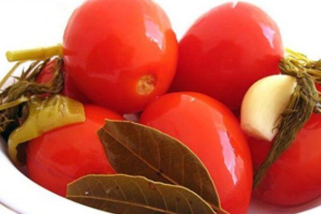 Квашеные помидоры по ГОСТу