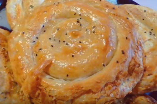 Катлама з картоплею та паприкою