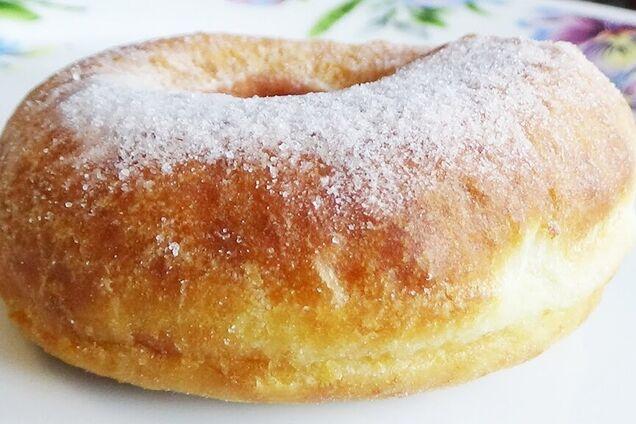Пончики за 20 минут