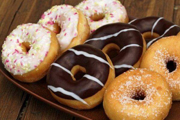 Класичні дріжджові пончики