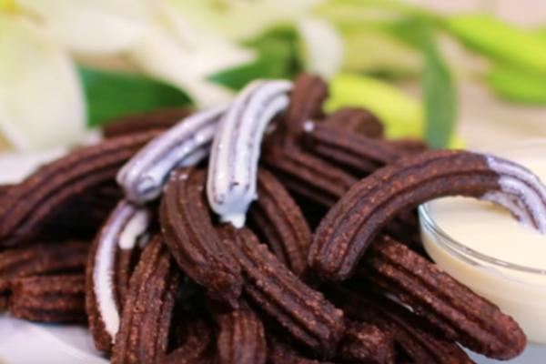 Шоколадные чуррос