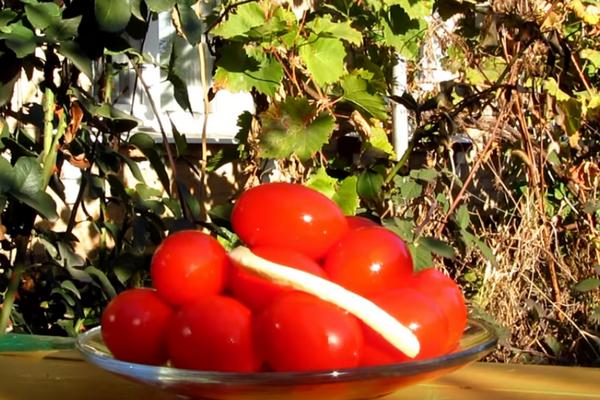 Квашеные помидоры ''Закусочные''