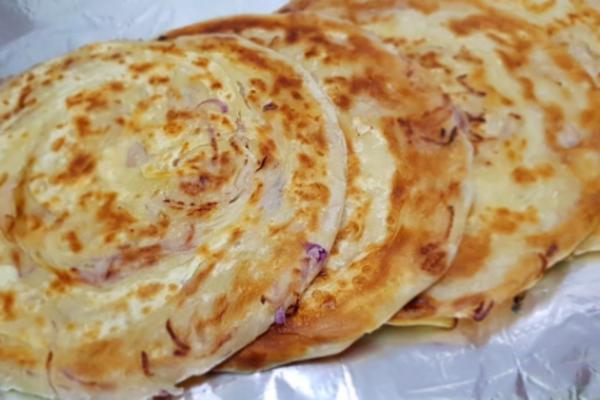Катлама с сыром