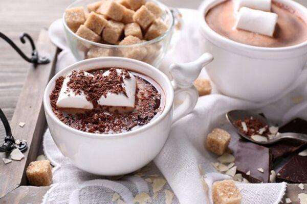 Гарячий шоколад класичний