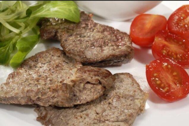 Ромштекс з яловичини