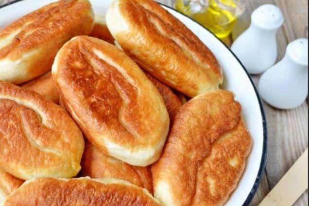 Смажені пиріжки