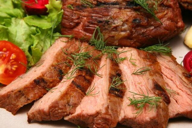 Маринад для м'яса в духовці
