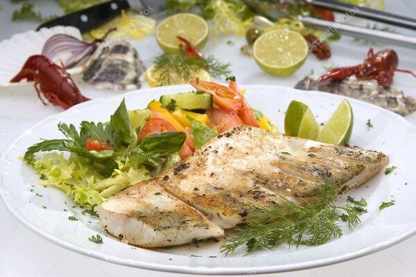 Маринад для риби на грилі
