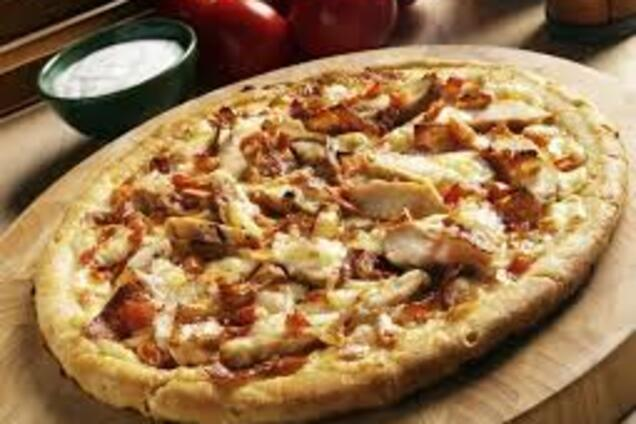 Піца з куркою