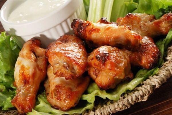 Курячі крильця в духовці