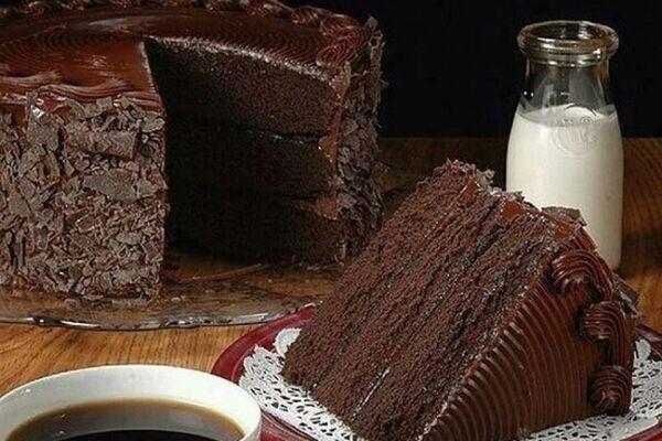 ''Пражский'' торт в мультиварке