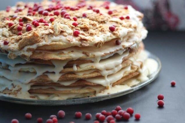 Торт ''Наполеон'' классический