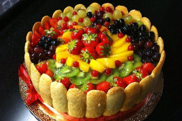 Торт ''Тропиканка''