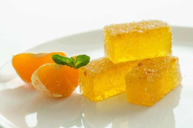 Апельсиновий мармелад