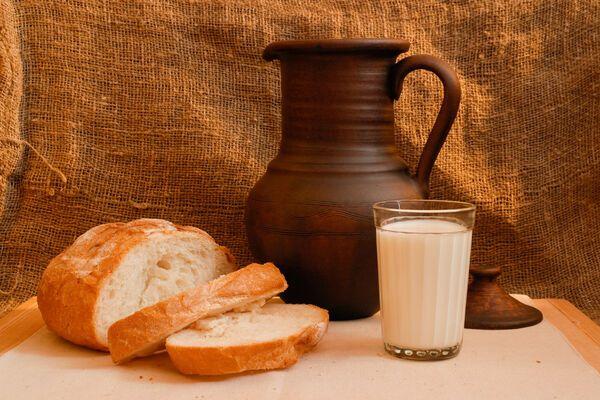 Хлеб на закваске и воде