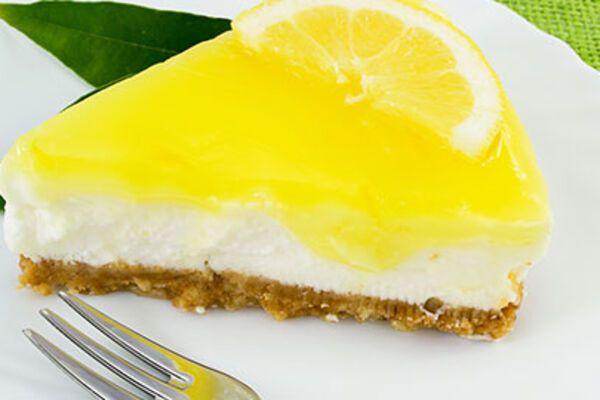Лимонний чізкейк