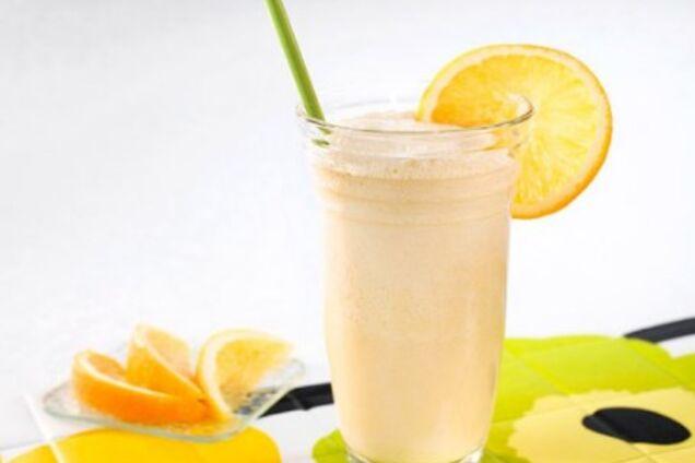 Молочный коктейль без мороженого