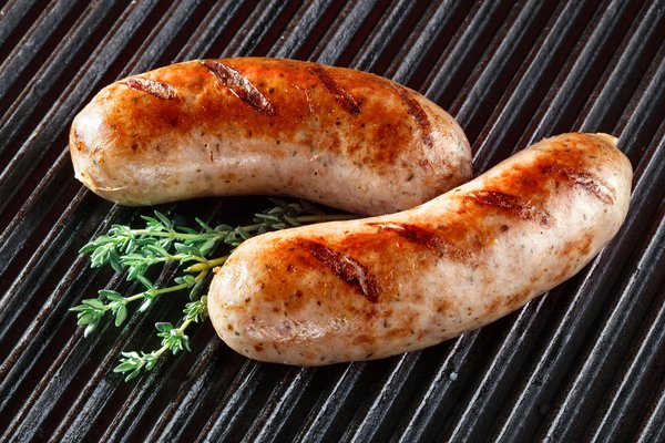 Баварські ковбаски