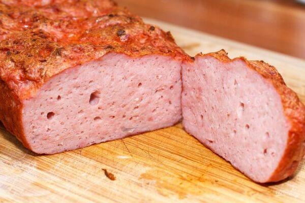 Мясной хлеб по-боварски