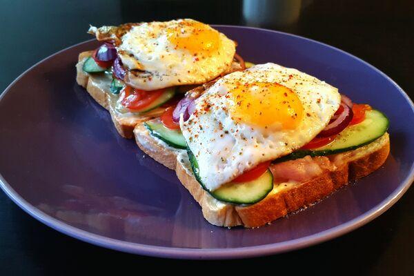 Сендвіч з яйцем