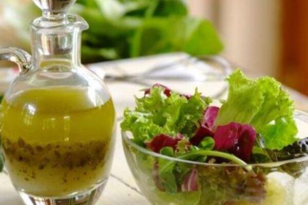 Кисло-сладкий соус для салата