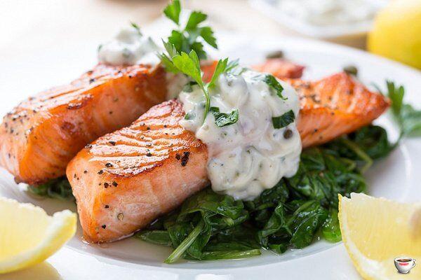 Вершковий соус для риби